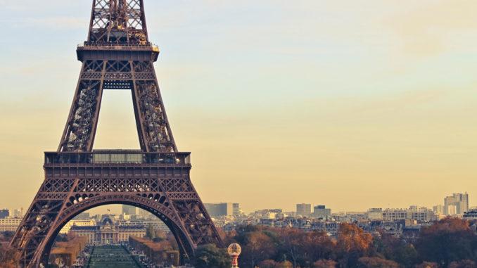 Авиабилеты в Париж