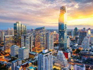 Из Москвы в Бангкок