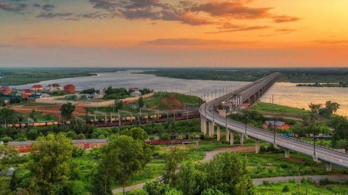 Из Москвы в Хабаровск