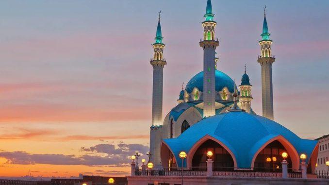 Из Москвы в Казань