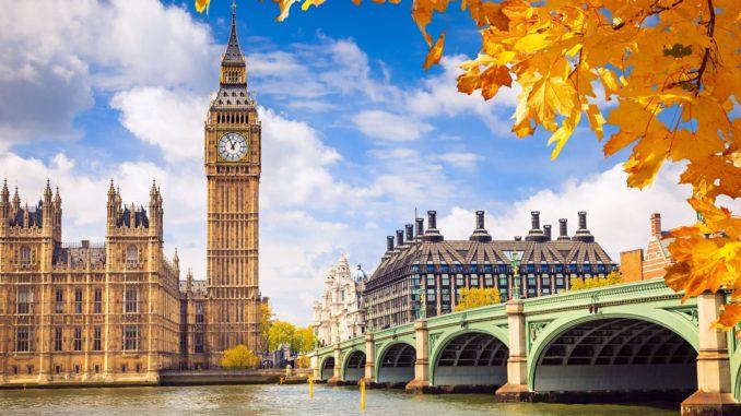 Из Москвы в Лондон