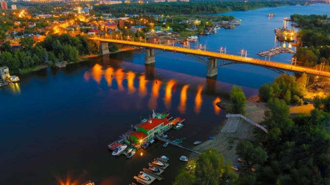 Из Москвы в Самару