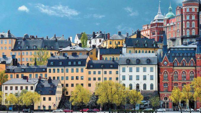 Из Вильнюса в Осло