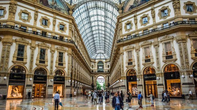 Из Москвы в Милан