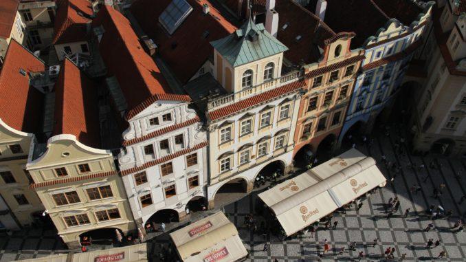Из Москвы в Прагу