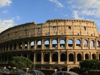 Из Москвы в Рим