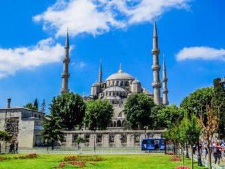 Из Москвы в Стамбул