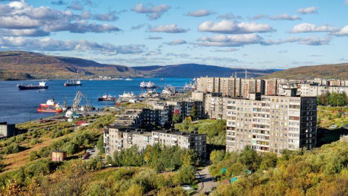 Из Москвы в Мурманск