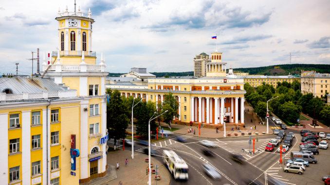 В Кемерово