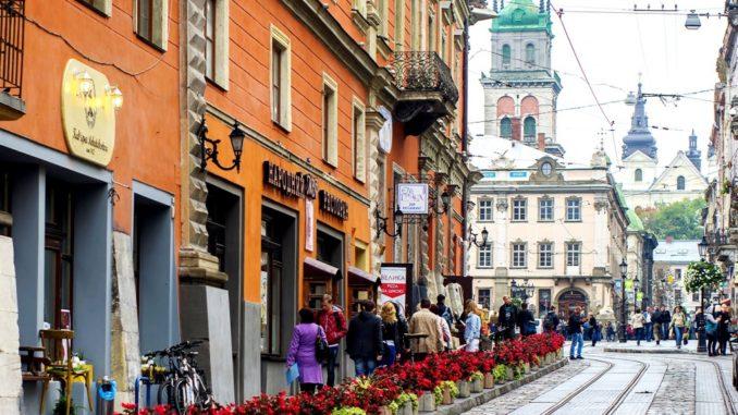 Из Таллина во Львов