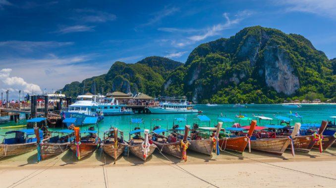 Из Питера в Таиланд